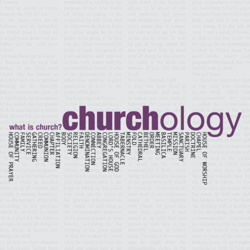 Churchology - Relational Community