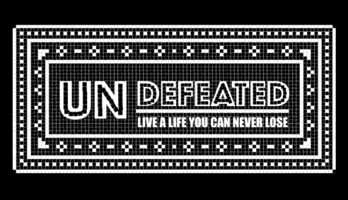 Undefeated - Peace Not Conflict